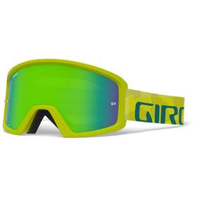 Giro Tazz MTB Goggles citron fanatic/loden/clear